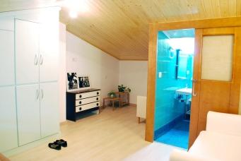 Casa Rosa | Ático_Dormitorio 3
