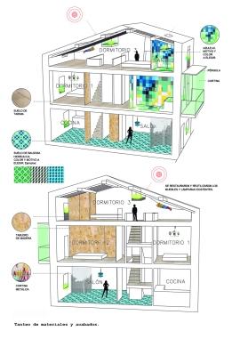 Casa Rosa | Prueba de acabados