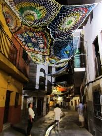 Tejiendo La Calle noche (2)