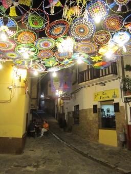 Tejiendo La Calle noche (3)