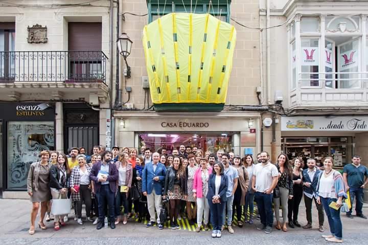 Inauguración. Foto: Rafa Lafuente