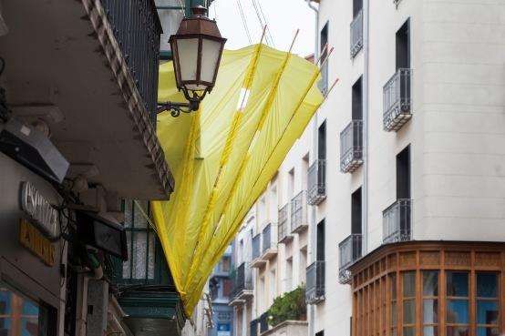 Instalación. Foto: Rafael Lafuente